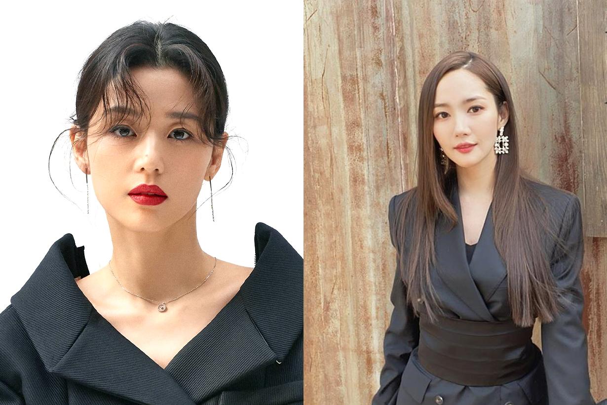 Red Friday foreign netizens voting prettiest korean female celebrities Jun Ji Hyun Park Min Young Rachel Song Hye Kyo korean idols celebrities singers actresses