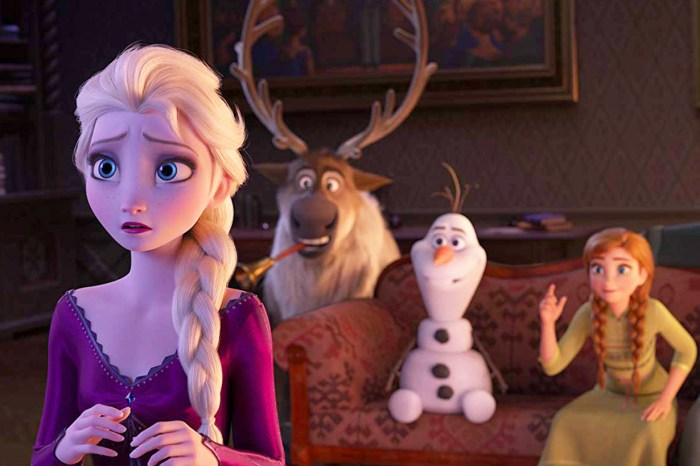 《Frozen 2》中的 Elsa 依舊單身,是迪士尼正在告訴我們女生根本不需要童話!