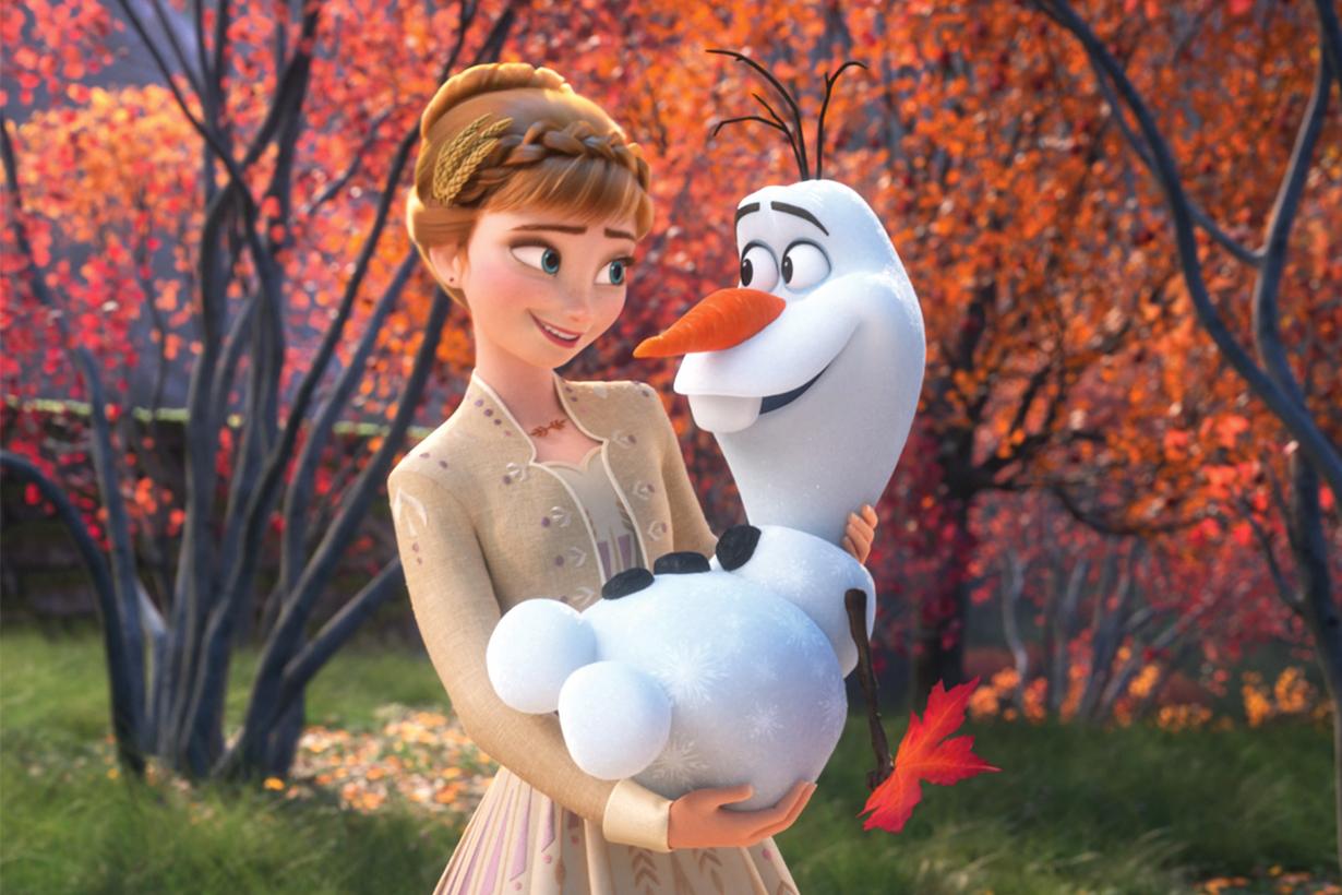 Frozen Walt Disney Disney Cartoon Elsa Anna Olaf Let It Go Into the Unknown frozen dead body