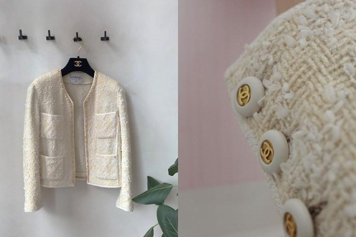 一家只賣 Chanel 外套的古著店,創辦人:「我希望為每位客人找到那件經典。」