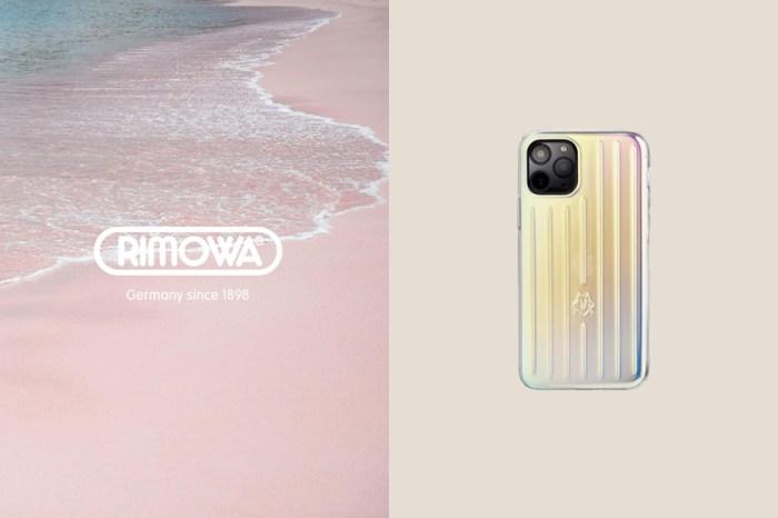 Rimowa 獨角獸漸層手機殼推出 iPhone 11 系列,夢幻粉紅怎能不惹人心動?