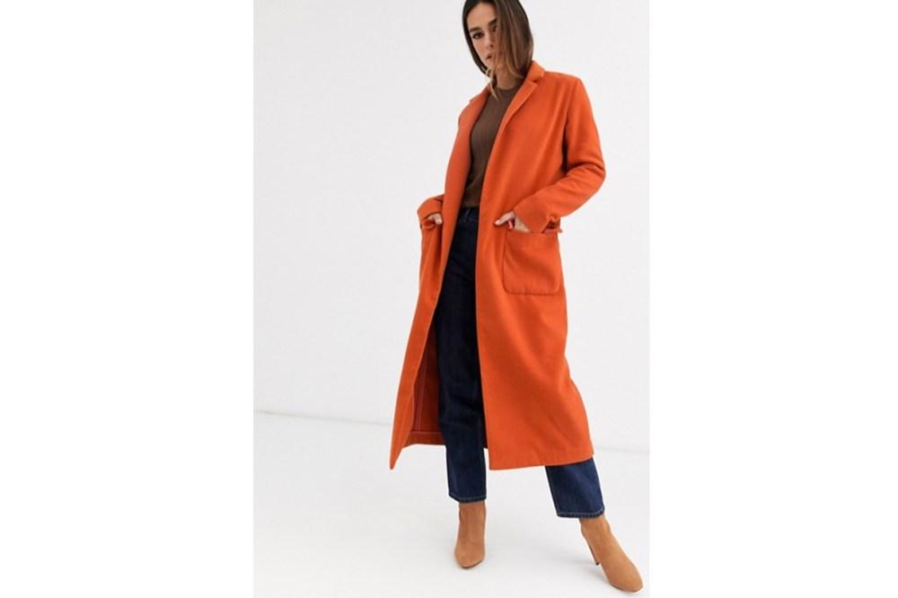 Glamorous Longline Coat