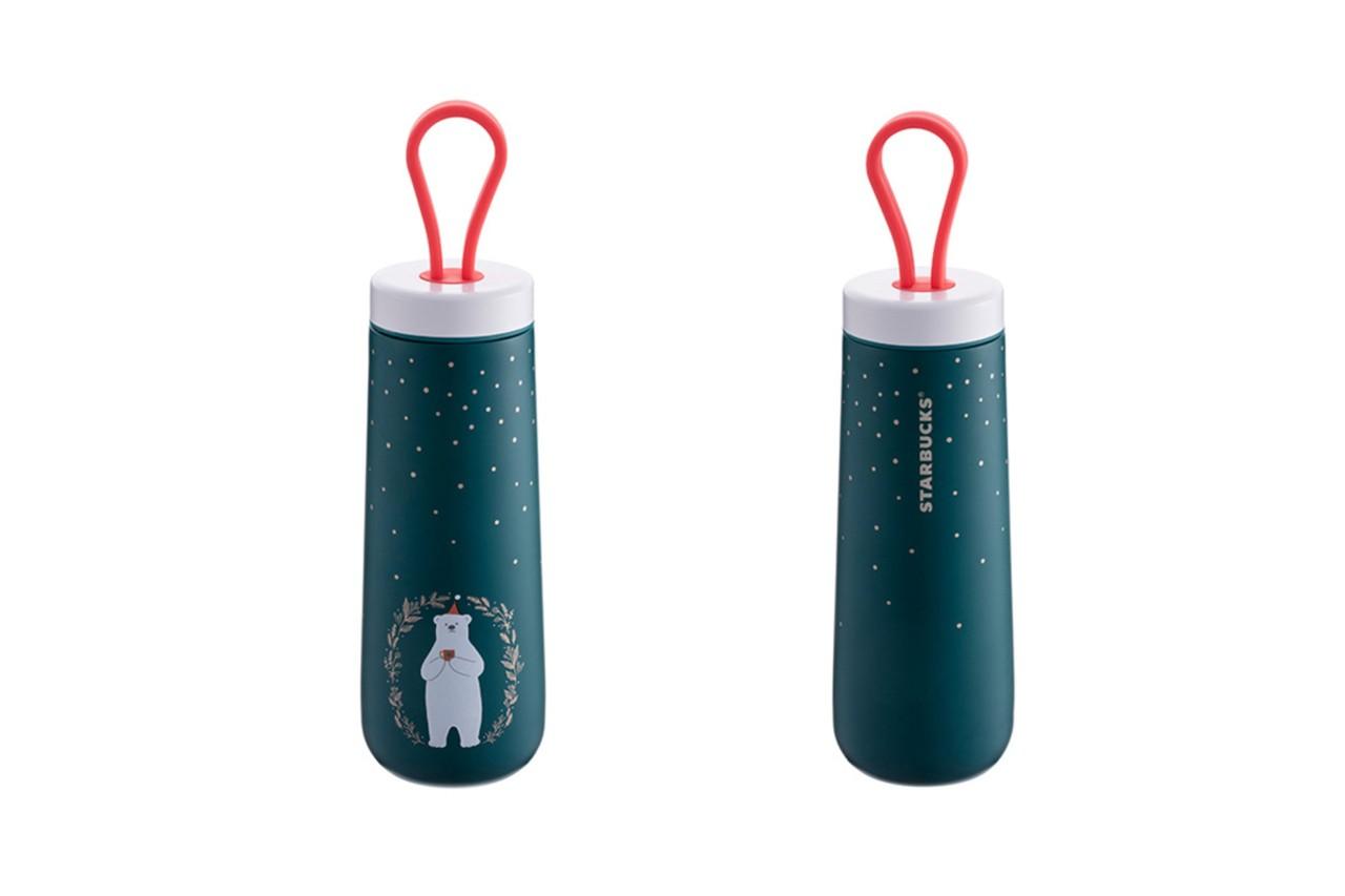 starbucks polar bear limited edition holiday