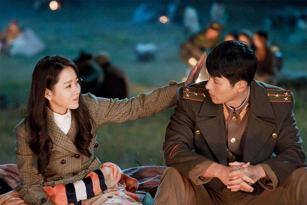 Crash Landing on You Netflix Hyun Bin Son Ye Jin Kim Jung Hyun Seo Ji Hye Korean Drama tvN North Korea South Korea Korean idols celebrities actors actresses