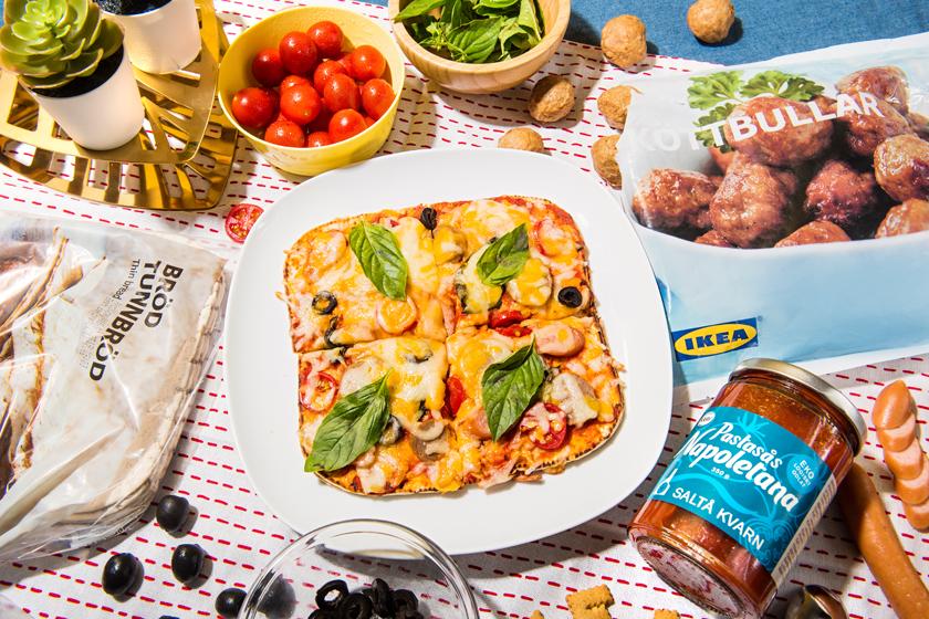 ikea sweden supermarket top 10 food popular