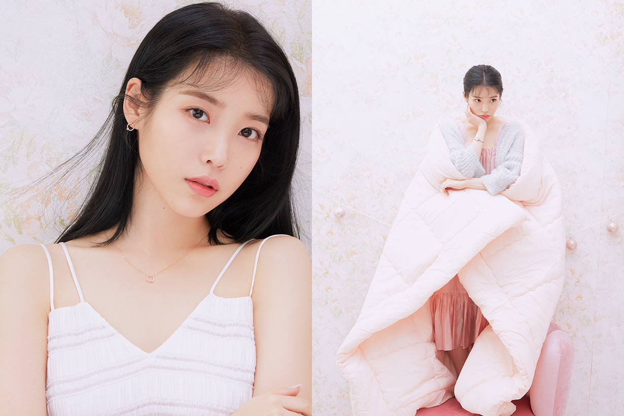 IU Lee Ji Eun High Cut Magazine Cover Editorial Shooting Love Poem Hotel Del Luna Concert 2019 k pop korean idols celebrities singers actresses