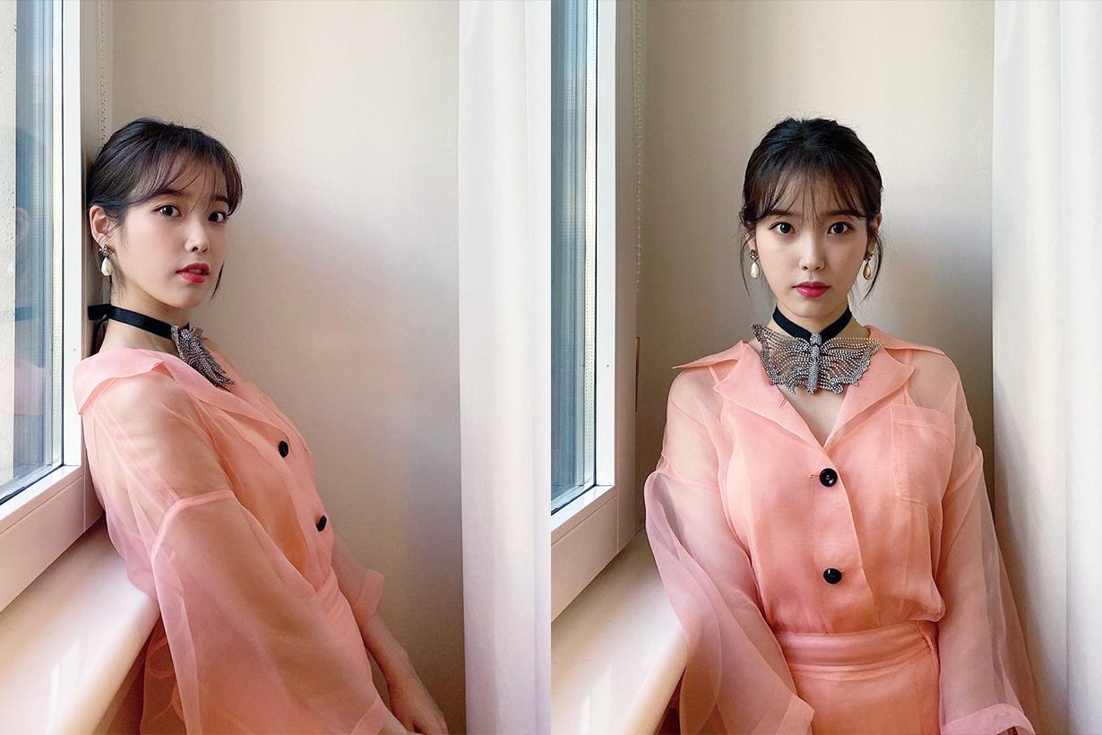 IU Lee Ji Eun High Cut Magazine Cover Editorial Shooting Love Poem Hotel Del Luna Concert 2019 k pop korean idols celebrities singers actresses