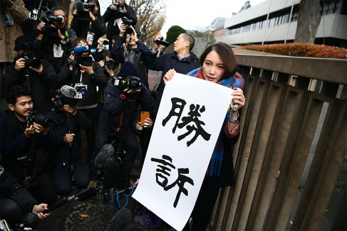 #MeToo:「追求真相就是療傷的過程。」揭開日本黑箱的伊藤詩織最終勝訴!