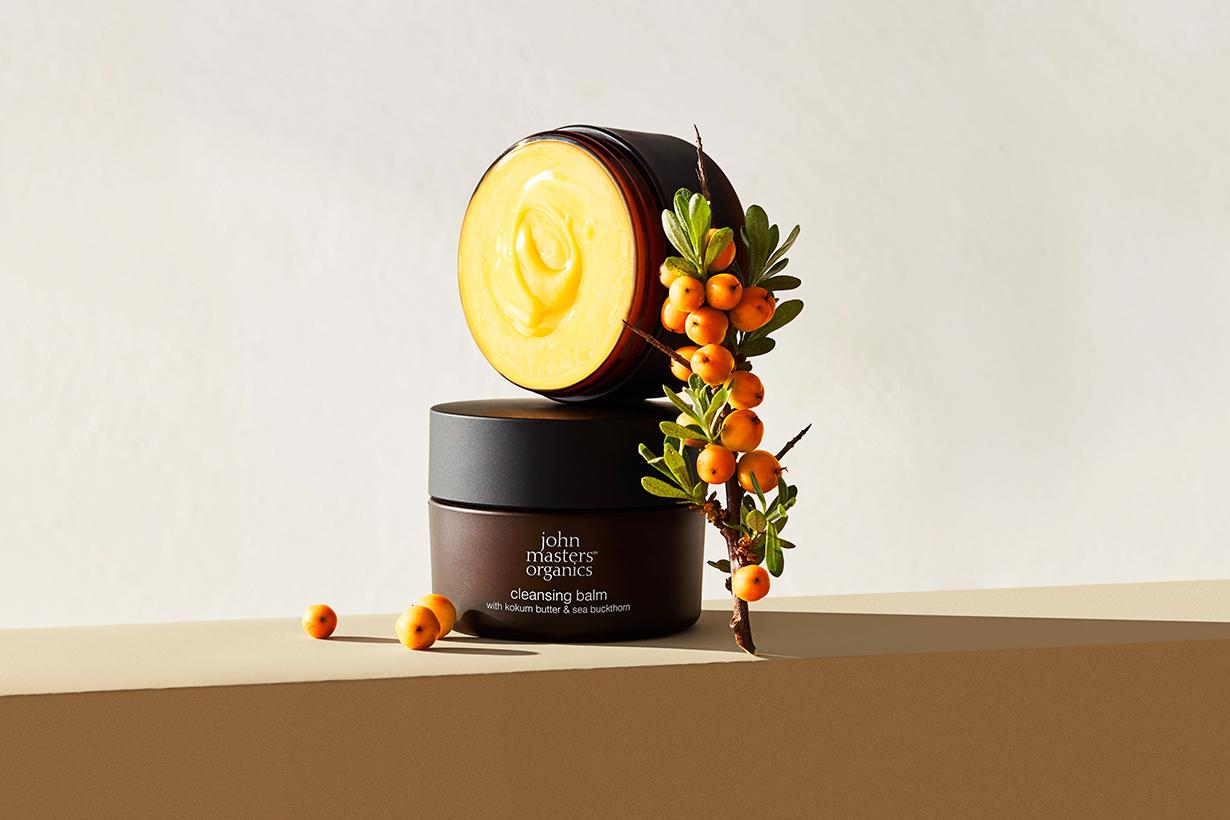 John Masters Organics Cleansing Balm Skincare Makeup Removal Cleansing Moisturising Firming Anti aging