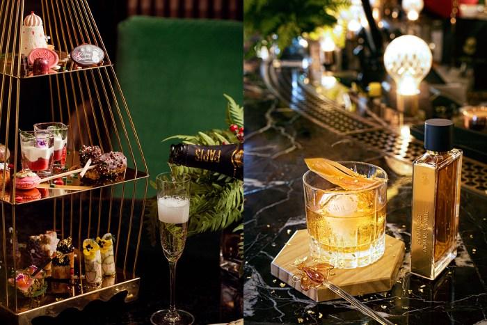 吃魚籽醬與品嚐美酒的下午茶!K11 Musea 的 Artisan Lounge 推出的聖誕套餐太吸引