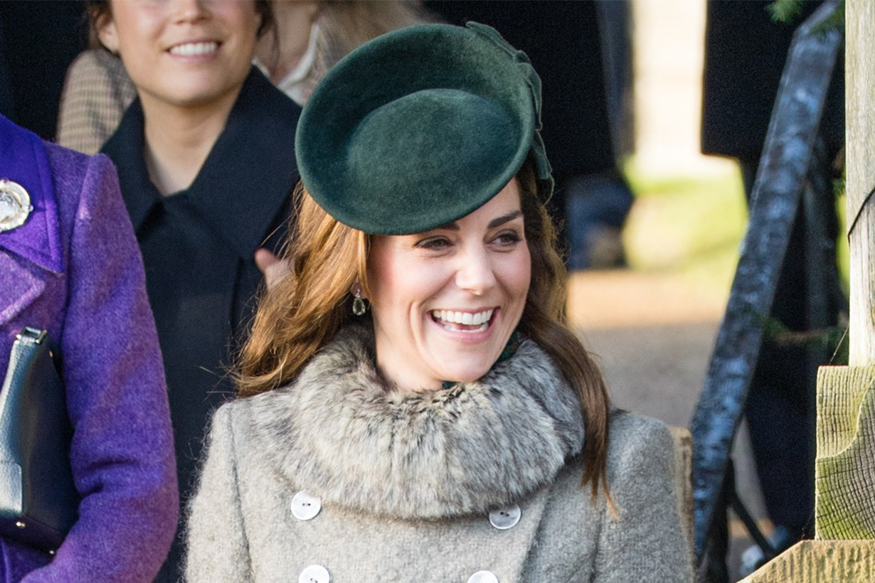 Kate Middleton Admitted She Has One Regret About Her Christmas Appearance