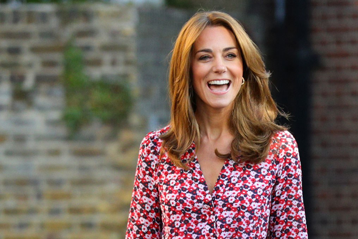 Kate Middleton Just Wore This $175 Dress For the Second Time in 3 Months