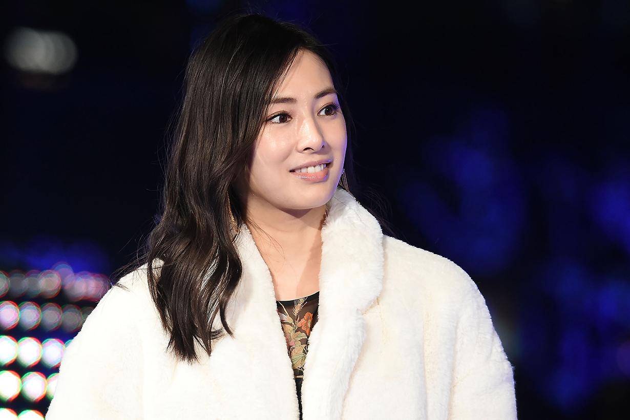 Kitagawa Keiko short haircut New Style Voce Cover