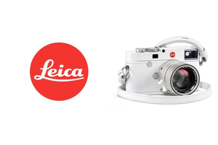女生們還能不心動?傳聞 Leica M10 將推出白雪限定色!