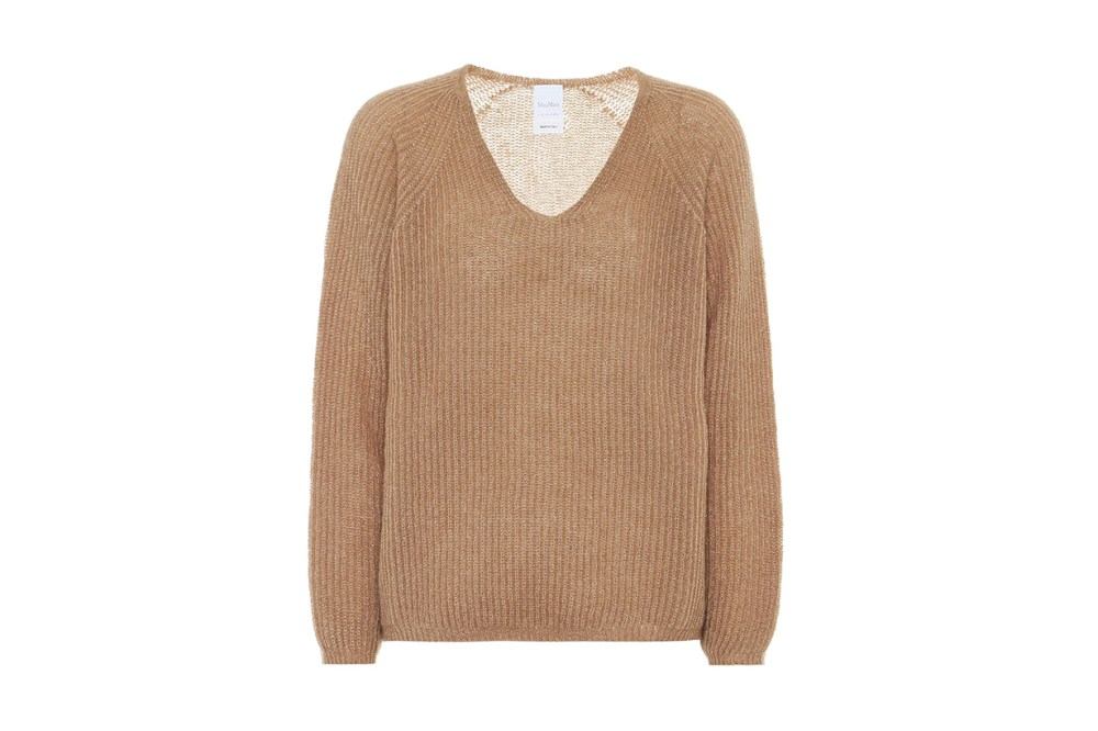 Leisure Posato Mohair-blend Sweater
