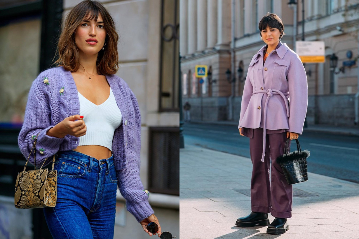 The Unexpected Colour Everyone Is Wearing Right Now