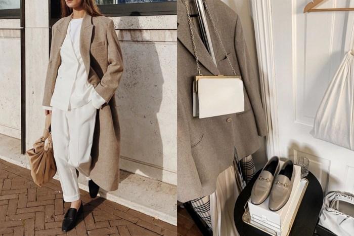 時尚精緻度 Up!開始流行的樂福鞋 2.0,將會是你捨不得脫下的款式