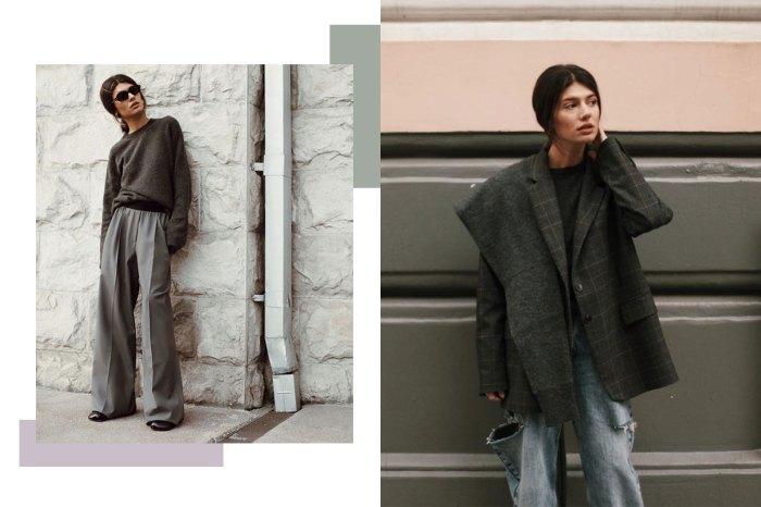 高級冷淡風的職場穿搭,參考這位俄版 Vogue 造型師就對了!