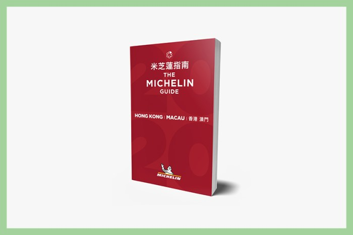 香港米芝蓮完整名單揭曉:70 間上榜香港餐廳,要找時間試試了!