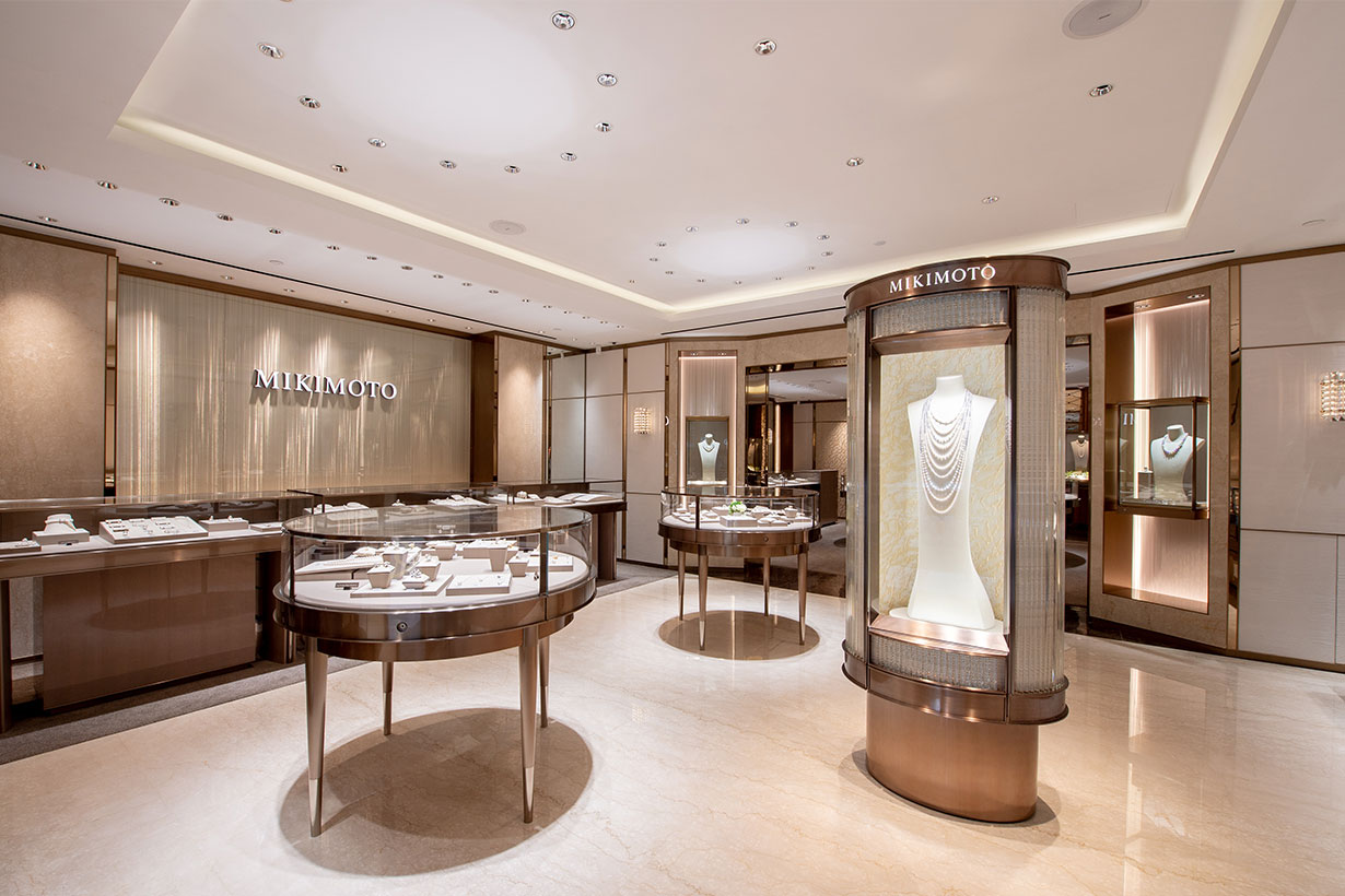 MIKIMOTO High Jewellery Collection - Celebrating the Grand Opening of Lee Gardens Store in Causeway Bay