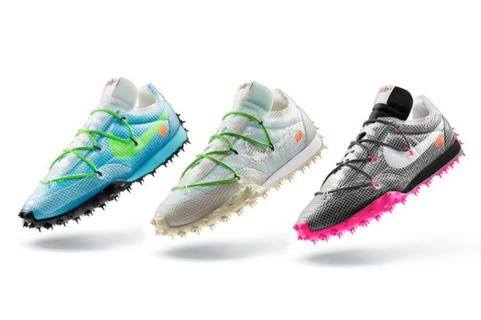 錯過上一回也不要緊,Nike x Off-White 為女生打造的波鞋再登場!