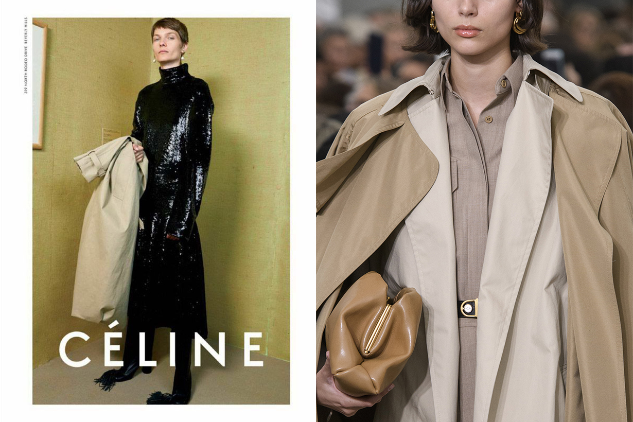 CÉLINE by Phoebe Philo from 2008 to 2018 Exhibition Held By Achieve Store In Japan