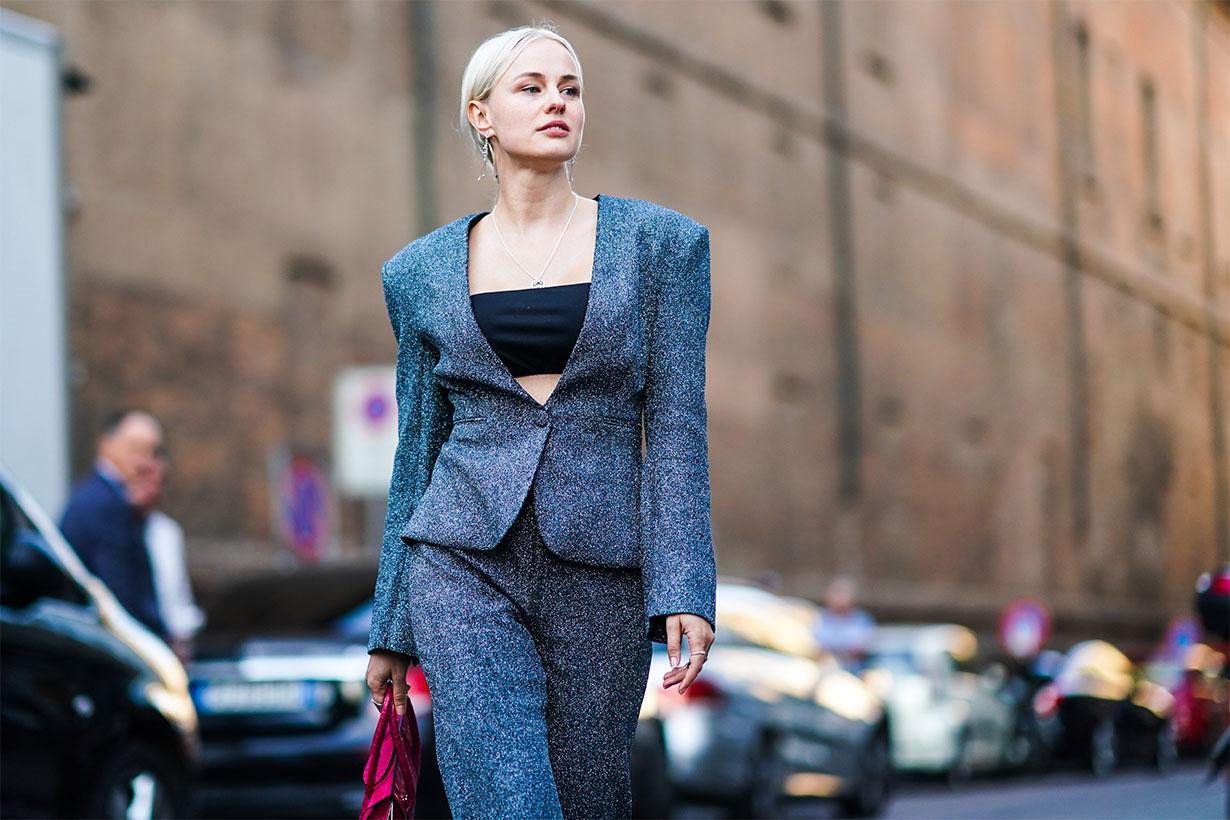 Pantone 2020 Classic Blue Fashion Items
