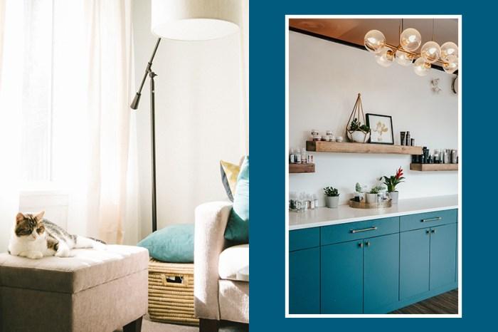 注入自信和平靜:以 2020 年代表色 Classic Blue,打造出完美家居的靈感和技巧!