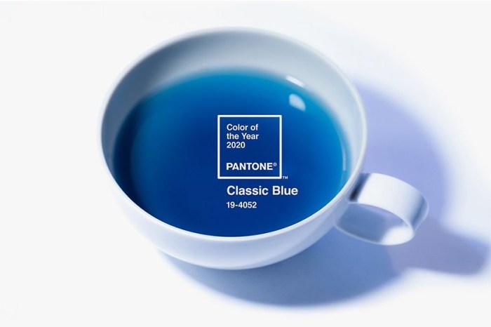 2020 年代表色 Classic Blue:Pantone x TEALEAVES 合作推出藍色果味茶飲