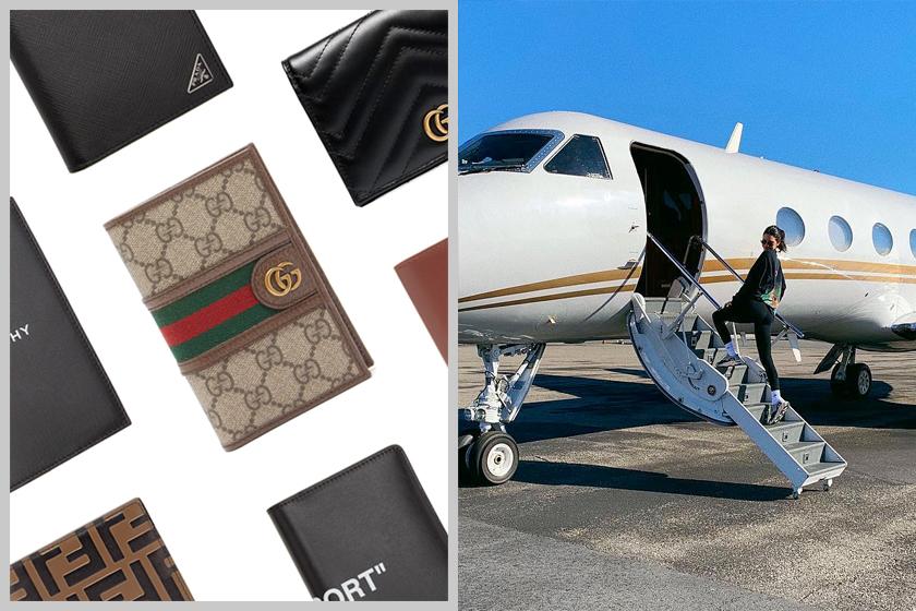 gucci off white bv prada fendi passport holder recommend travel