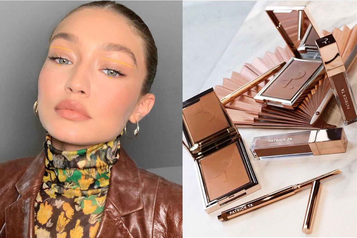 Patrick Ta's new Monochrome Moment makeup launch