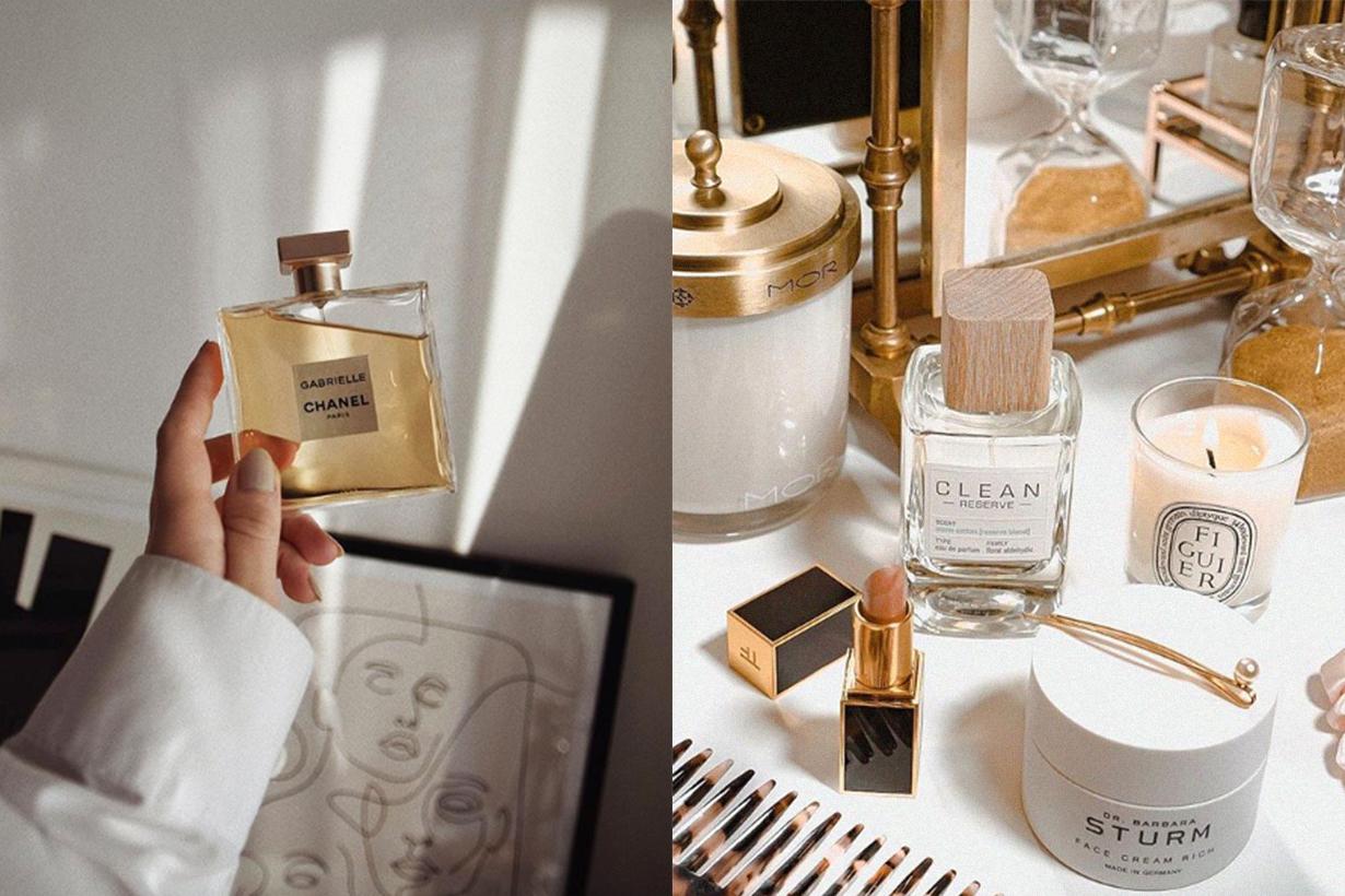 Is big brand perfumes losing their allure?