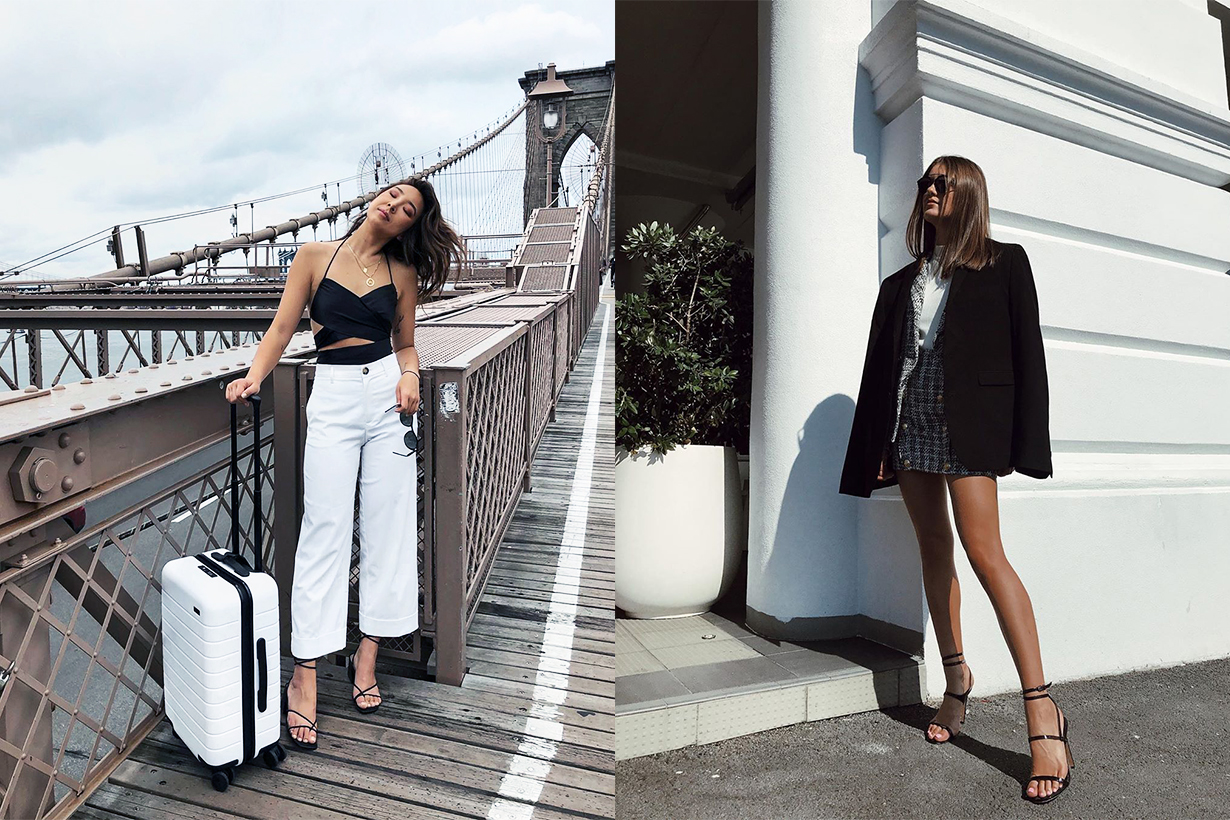 Luggage travel gear fashion items airport style Lojel  itO CRASH BAGGAGE OOKONNeditor's pick