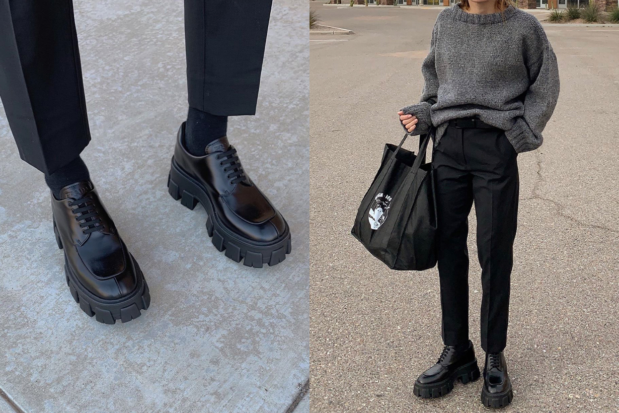 Prada Just Made Ugly Shoes A Fashion Item