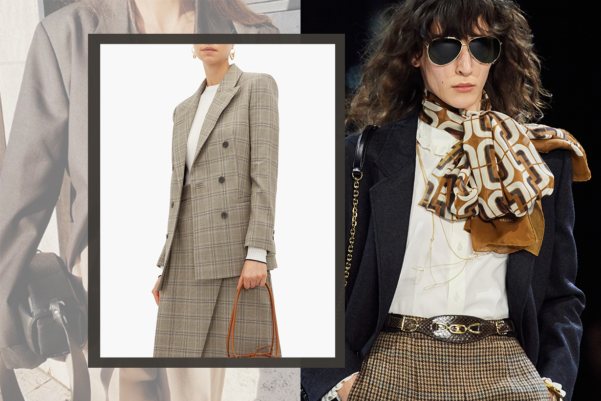 Preppy Style Blazer Trend 2019 Fall Winter