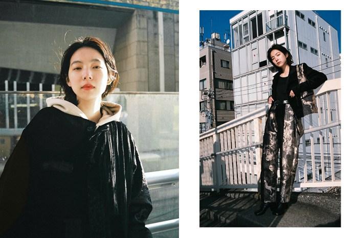 如果你喜歡 Boyish 風格,不妨可以參考日本女模在原みゆ紀的這 3 套穿搭!