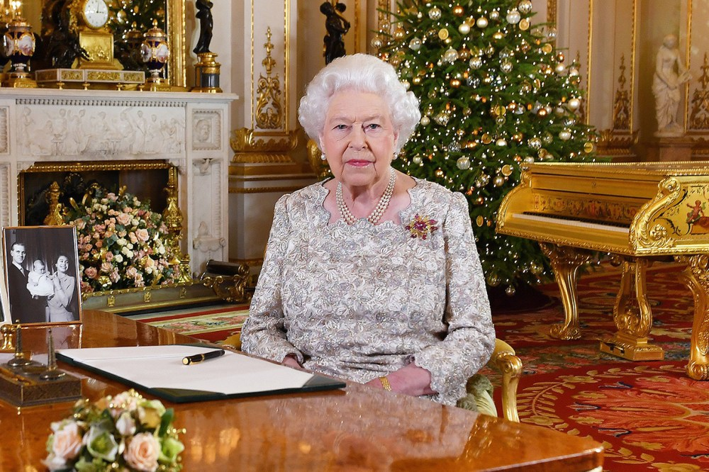 Queen Elizabeth II Kate Middleton Meghan Markle Christmas Tradition doing own makeup changing outfit colour British Royal Family