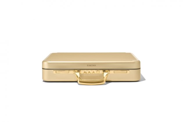 rimowa Attaché Gold limited edition where buy