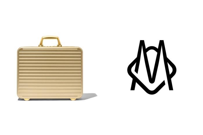 Rimowa 推出奢華鋁鎂合金手提箱,超高調的全金配色猜猜一只要價…?