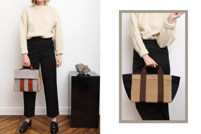 融入法式建築美學:在這個巴黎手工品牌,可找到質感一流的帆布 Tote Bag!