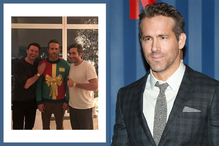 記得 Ryan Reynolds 的醜毛衣嗎?今年他一個舉動就把醜毛衣變成大家爭相擁有的暖心單品!