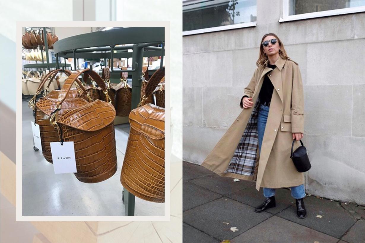 Minimalist Style Indie Brand S.Joon Handbags