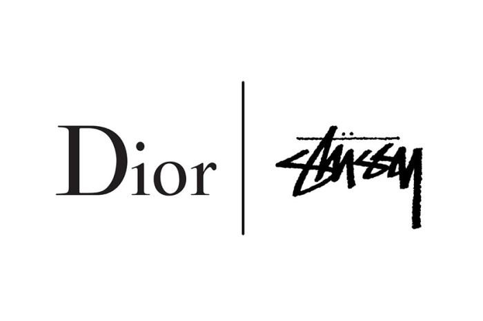 Dior 證實將與 Stüssy 聯手:不過並非與品牌合作,而是找來好久不見的他!