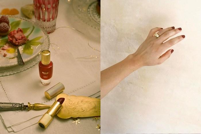 超美指甲油推介:5 款高級質感紅,陪妳度過低調卻又浪漫的聖誕節!