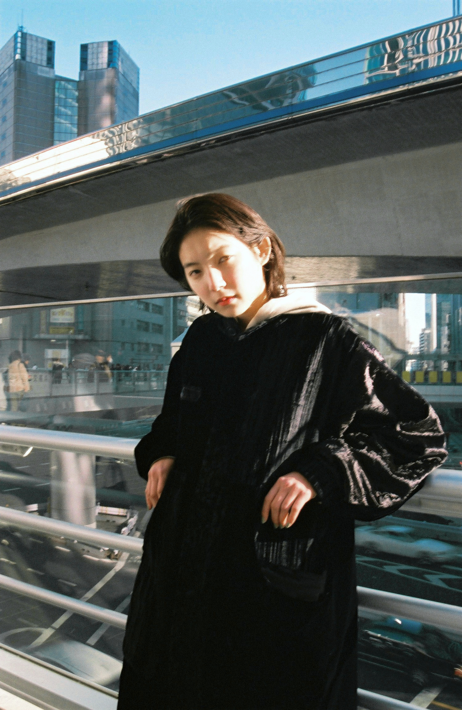 ariharamiyuki professor. e lookbook aw19 japan boyish unisex