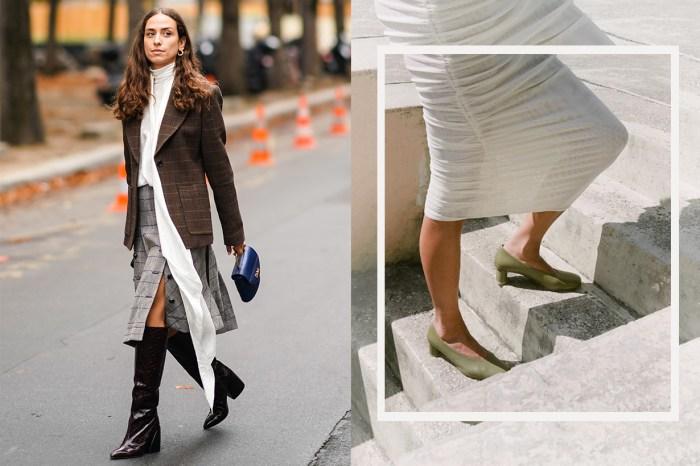 7 款冒起中的流行鞋履,在 2020 年將會隨處可見!
