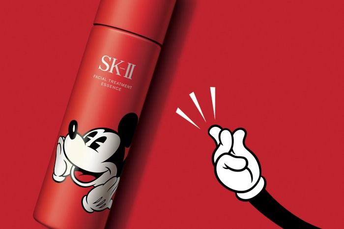 史上最可愛的神仙水:SK-II 與米奇老鼠推出特別版,未賣已經極高討論度!