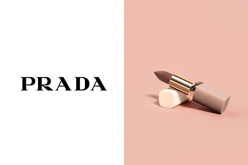 prada loreal sign beauty license 2021