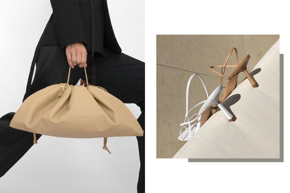 Studio Amelia Clutch and Sandals