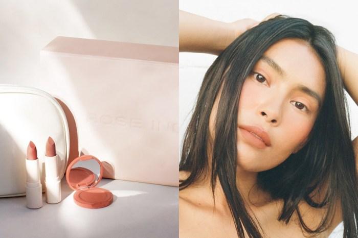 首個聯乘就與超模 Rosie HW 攜手,菲律賓小眾 Sunnies Face Makeup Kit 性價比太高!